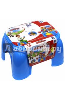 Игровой набор-стул Профи Доктор 2в1 (Т10181)Играем в профессии<br>Игровой набор Доктор.<br>15 предметов.<br>Материал: полимерные материалы<br>Для детей от 3-х лет.<br>Сделано в Сингапуре.<br>