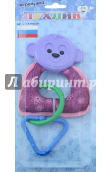 Погремушка-пухлик Дружок (11139)Другие игрушки для малышей<br>Погремушку легко и удобно держать в маленьких руках. Разнообразные формы и цвета побуждают ребенка выполнять упражнения и играть, что способствует его развитию.<br>Погремушка знакомит малыша с миром звуков, движений и красивых цветов.<br>Наличие различных текстур способствует массажу десен и пальчиков ребенка, а так же развитию тактильных ощущений.<br>Состав: полипропилен, текстиль.<br>Для детей 0-3 лет.<br>Сделано в России.<br>