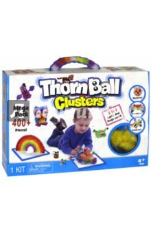 Конструктор-липучка ThornBall Clusters (400+ элементов, 8 цветов) (5512/WZ-A4867)Конструкторы из пластмассы и мягкого пластика<br>Конструктор-липучка.<br>400+ элементов: синие, зеленые, фиолетовые, желтые, оранжевые, красные, белые, черные, 36 дополнительных деталей.<br>Материал: пластмасса.<br>Не рекомендуется детям до 3 лет.<br>Сделано в Китае.<br>