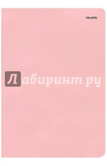Блокнот Pink (А5, 64 листа, в точку) (446597)Блокноты большие Точка<br>Блокнот для записей (с точечной разметкой).<br>Формат А5 (148х210 мм) 64 листа молочно-белой бумаги 120 г/м2 с точечной разметкой, закрытое клеевое швейное скрепление, обложка из плотной бумаги 270 г/м2.<br>Сделано в России.<br>