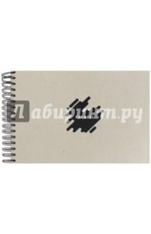 Скетчбук для маркеров (70 листов, А4) (455384)Блокноты (нестандартный формат)<br>Скетчбук с бумагой для маркеров.<br>Формат А4 (200х287 мм).<br>70 листов.<br>Внутренний блок: ярко-белая бумага для маркеров 140 г/м2.<br>Нелинованный.<br>Крепление: пружина<br>Лицевая и задняя обложка (подложка) выполнена из очень плотного переплетного картона серого цвета толщиной 2,5 мм (1575 г/м2).<br>Сделано в России.<br>