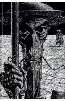 Дон Кихот. В 2-х книгахКлассическая зарубежная проза<br>Четыре века назад одного арестанта севильской тюрьмы посетило странное видение. Сквозь тюремную решётку ему привиделись два одиноких путника: один был очень худой, на костлявой кляче, другой - толстый, на сером осле. Узник стал внимательно наблюдать за их удивительными приключениями и всё записывать уцелевшей рукой… Самым непостижимым в этой истории остаётся то обстоятельство, что комическая пара, возникшая в голове севильского узника, стала близкой каждому живущему на нашей планете. Будто они на самом деле живут вместе с нами, где-то совсем-совсем рядом. <br>Роман Сервантеса Дон Кихот по-прежнему остаётся одной из самых издаваемых в мире книг, по числу языков, на которые он переведён, роман уступает только Библии. <br>В конце 1960-х годов художник Савва Бродский взялся, как он сам выразился, за тысячную вариацию иллюстрирования романа и снова стал промывать великую книгу в своём сердце, как золотоносный песок (рисовать героев Сервантеса художник начинал ещё школьником). Что важно и необычайно ценно - Бродский не разделил мир, как принято, на дон кихотов и санчо панс. По его изобразительной версии, один Дон Кихот или один Санчо существовать не могут, как не может существовать только одна сторона медали. За экзальтированным рыцарем неотступно следует сметливый оруженосец: один олицетворяет идею, другой - её практическое использование. <br>Но в иллюстрациях Бродского присутствует и третье действующее лицо - растресканная земля, уходящая в беспощадную даль. В этой пустыне человеческой и зародилась светлая вера Дон Кихота в истину, требующую служения и жертв...<br>В книге использованы изображения произведений из фондов Государственного учреждения культуры Московской области Серпуховский историко-художественный музей<br>Дополнительные материалы<br>Светлана Пискунова. Комментарии<br>Светлана Пискунова. Сервантес и его роман<br>Савва Бродский. Если бы не было донкихотов, человечество никогда не вышло бы из пещер<br>