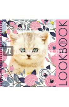 Альбом My Little Kitten (с наклейками) (65706)Другое<br>Альбом для творчества с наклейками.<br>Изготовлено из бумаги, полимерной пленки в том числе с клеевым слоем.<br>Рекомендуется детям старше 3 лет.<br>Сделано в Китае.<br>