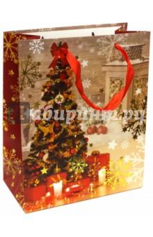 Пакет новогодний ламинированный (264х327х136 мм) (LC 029)Подарочные пакеты<br>Подарочный пакет станет незаменимым дополнением к выбранному подарку. Для удобной переноски на пакете имеются две ручки.<br>Подарок, преподнесенный в оригинальной упаковке, всегда будет самым эффектным и запоминающимся. Окружите близких людей вниманием и заботой, вручив презент в нарядном, праздничном оформлении.<br>Размер: 264х327х136 мм.<br>Ламинированный, атласные ручки.<br>Сделано в Китае.<br>
