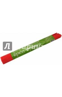 Бумага креповая флористическая, алая (2-052/02)Другие виды цветной бумаги<br>Бумага креповая флористическая в рулоне.<br>Цвет: алый<br>Размер: 50х250 см.<br>Плотность: 90 г/м2<br>