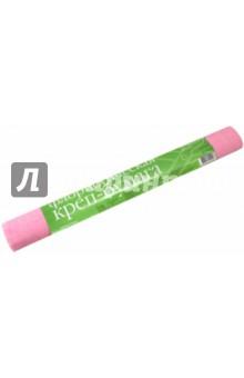 Бумага креповая флористическая, нежно-розовая (2-052/04)Другие виды цветной бумаги<br>Бумага креповая флористическая в рулоне.<br>Цвет: нежно-розовый<br>Размер: 50х250 см.<br>Плотность: 90 г/м2<br>