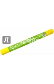 Бумага креповая флористическая, желтая (2-052/18)Другие виды цветной бумаги<br>Бумага креповая флористическая в рулоне.<br>Цвет: желтый<br>Размер: 50х250 см.<br>Плотность: 90 г/м2<br>