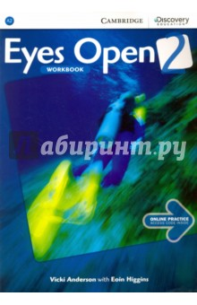 Eyes Open 2 WB + Onl PracticeАнглийский язык<br>Captivating Discovery Education™ video and stimulating global topics spark curiosity and engage teenage learners. Developed in partnership with Discovery Education ™, Eyes Open features captivating Discovery Education™ video and stimulating global topics to motivate students and spark their curiosity. This version of the Workbook includes access to the online learning management platform with extra resources, games and interactive video activities. Teachers can use the platform to track students  progress and ensure more effective learning. A Student s Book and Online Workbook pack with link to the learning management platform is also available.<br>