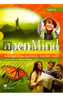 OpenMind (American English) 1 Students Book with WebcodeАнглийский язык<br>Level: Beginner / A1  <br>The Student s Book Pack consists of a Student s Book and access to mindOnline, the companion Web site for openMind. This is accessed through a unique access code found at the back of the Student s Book. <br>The Student s Book consists of 12 units with six pages of language sections and two pages of lifeSkills. Each unit includes an Opener, Language Wrap-Up, and Communicative Wrap-Up. <br>mindOnline provides students with numerous additional resources including interactive word lists, video pieces and language practice.<br>