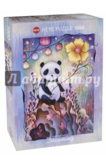 Пазл Мечтающая панда (1000 элементов) (29803)Пазлы (1000 элементов)<br>Размер: 50 х 70 см<br>Сделано в Германии.<br>