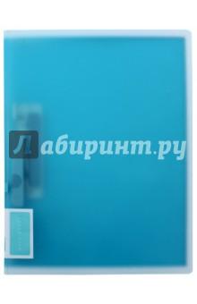 Папка с автоматическим зажимом Coloree (А4, бирюзовый) (F-VFF107B)Папки с зажимами, планшеты<br>Папка с автоматическим зажимом.<br>Формат: А4<br>Цвет: бирюзовый.<br>Материал: пластик, 0,75 мм.<br>Сделано в Китае.<br>