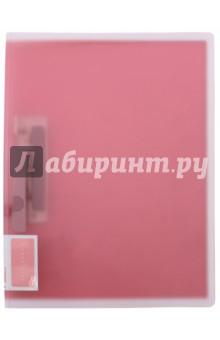 Папка с автоматическим зажимом Coloree (А4, розовый) (F-VFF107P)Папки с зажимами, планшеты<br>Папка с автоматическим зажимом.<br>Формат: А4<br>Цвет: розовый.<br>Материал: пластик, 0,75 мм.<br>Сделано в Китае.<br>