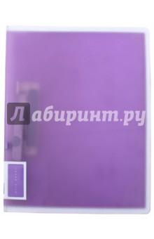 Папка с автоматическим зажимом Coloree (А4, фиолетовый) (F-VFF107V)Папки с зажимами, планшеты<br>Папка с автоматическим зажимом.<br>Формат: А4<br>Цвет: фиолетовый.<br>Материал: пластик, 0,75 мм.<br>Сделано в Китае.<br>