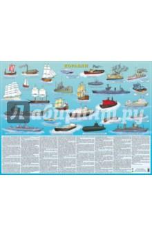 КораблиВодный транспорт<br>Вашему вниманию предлагается настольное издание Корабли (с 1803 по 2018 гг).<br>