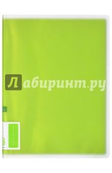 Папка А4, 10 файлов, Coloree, светло-зеленый (RA-V10Gк)Папки с прозрачными файлами<br>Папка с 10 файлами.<br>Формат: А4.<br>Материал: пластик.<br>Сделано в Китае.<br>