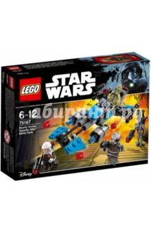 Конструктор Star War. Спидер охотника за головами (75167)Конструкторы из пластмассы и мягкого пластика<br>Конструктор Lego.<br>Изделие из пластика.<br>Для детей от 6 до 12 лет.<br>