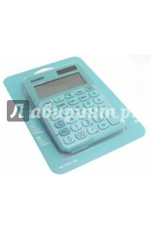 Калькулятор настольный, 12-разрядный, зеленый (MS-20UC-GN-S-EC)Калькуляторы<br>Калькулятор электронный.<br>12 разрядов, двойное питание, расчет налогов, расчет времени, независимая память, клавиша быстрой коррекции, большой дисплей, вычисление квадратного корня.<br>Сделано в Китае.<br>