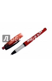Ручка шариковая со стирающимися чернилами REPLAY MAX красная (PM-S0835210)Ручки шариковые простые цветные<br>Ручка шариковая, со стирающимися чернилами, с ластиком.<br>Цвет красный.<br>