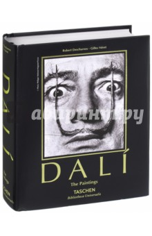 Salvador Dali. 1904-1989. The PaintingsКультура, искусство, наука на английском языке<br>This book deals with the seminal surrealist. It explores Dali s grandiose and grotesque oeuvre. Picasso called Dali an outboard motor that s always running. Dali thought himself a genius with a right to indulge in whatever lunacy popped into his head. Painter, sculptor, writer, and filmmaker, Salvador Dali (1904-1989) was one of the century s greatest exhibitionists and eccentrics - and was rewarded with fierce controversy wherever he went. He was one of the first to apply the insights of Sigmund Freud and psychoanalysis to the art of painting, approaching the subconscious with extraordinary sensitivity and imagination. This publication presents the entire painted oeuvre of Salvador Dali. After many years of research, Robert Descharnes and Gilles Neret finally located all the paintings of this highly prolific artist. Many of the works had been inaccessible for years - in fact so many that almost half the illustrations in this book had rarely been seen.<br>