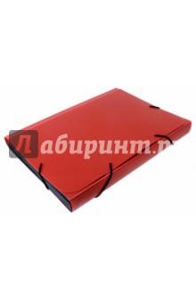 Папка-портфель на резинке А4 Basic (255078-27 13)Папки-портфели (с пластиковыми отделениями)<br>Предназначен для хранения бумажных носителей.<br>12 разделителей.<br>