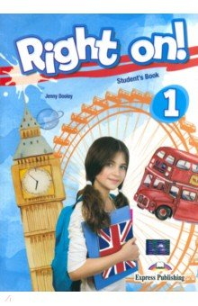 Right on! 1. Student's book (international). Учебник
