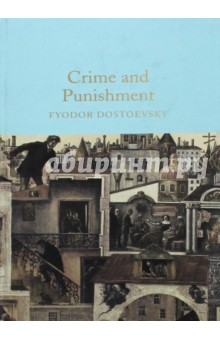 Crime and PunishmentХудожественная литература на англ. языке<br>Crime and Punishment is the story of a brutal double murder and its aftermath. Raskolnikov, a poor student, kills a pawnbroker and her sister, and then has to face up to the moral consequences of his actions. The novel is compelling and rewarding, full of meaning and symbolism, and raises profound questions about the individual and society, and the nature of free will.<br>Translated by Constance Garnett, with an Afterword by Oliver Francis.<br>Designed to appeal to the book lover, the Macmillan Collectors Library is a series of beautifully bound pocket-sized gift editions of much loved classic titles. Bound in real cloth, printed on high quality paper, and featuring ribbon markers and gilt edges, Macmillan Collectors Library are books to love and treasure.<br>