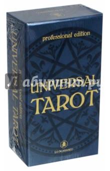 Универсальное профессиональное Таро (карты + инструкция)