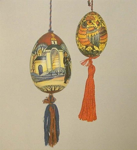 Иллюстрация 1 из 3 для Easter eggs (Пасхальные яйца). На английском языке - Лариса Соловьева | Лабиринт - книги. Источник: Лабиринт