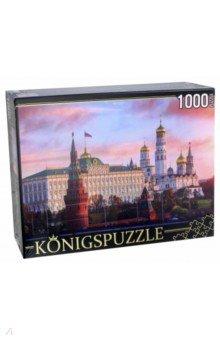 "Puzzle-1000 МОСКВА. ""КРЕМЛЬ НА ЗАКАТЕ"" (ГИК 1000-6533)"