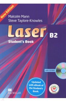 Laser B2. Student's Book (+CD)