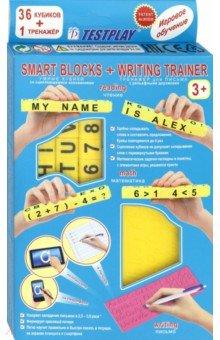 Умные кубики + тренажер для письма, английский язык