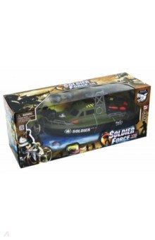 Набор: Ракетный катер с лодкой (521004)