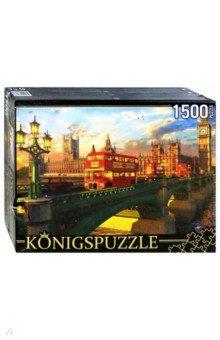 Puzzle-1500 МГК 1500-8488 ДЭВИСОН. УТРЕННИЙ БИГ-БЕН