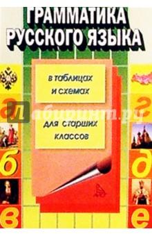Каменова Сауле Грамматика русского языка в таблицах и схемах для старших классов