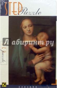 Step Puzzle-560 78041 Мадонна с младенцем