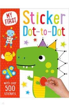My First Sticker Dot-to-Dot