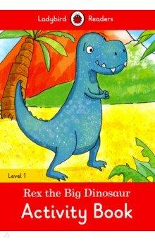 Rex the Dinosaur Activity Book