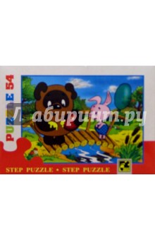 """Step Puzzle-54 """"Винни Пух"""" (71006)"""