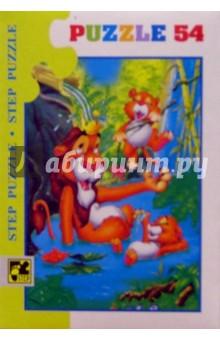 Step Puzzle-54 71023 Король Лев