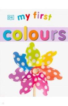 Colours (Board Book)