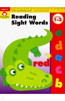 The Learning Line Workbook. Reading Sight Words, Grades 1-2