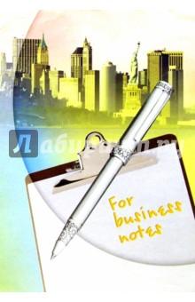"""Бизнес-блокнот 80 листов """"Для деловых записей"""" (564-570)"""