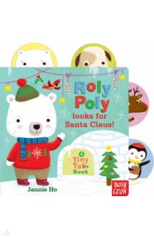 Roly Poly Looks for Santa Claus!