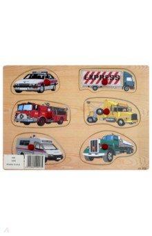 D58 Машинки 2Сборные 2D модели и картинки из дерева<br>Игрушка предназначена для детей до 6 лет.<br>