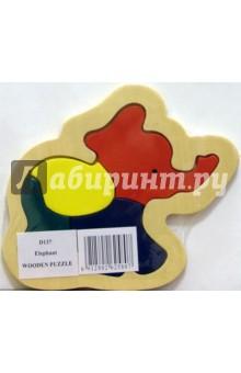Слон (D137)Сборные 2D модели и картинки из дерева<br>Игрушка предназначена для детей до 6 лет.<br>