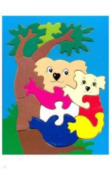 КоалаСборные 2D модели и картинки из дерева<br>Игрушка предназначена для детей до 6 лет.<br>
