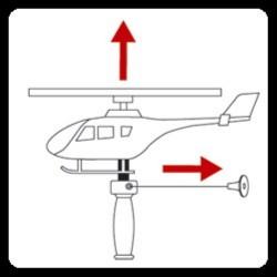 Иллюстрация 1 из 2 для 1647 Вертолет с запускающим устройством UFO (20х25см) | Лабиринт - книги. Источник: Лабиринт