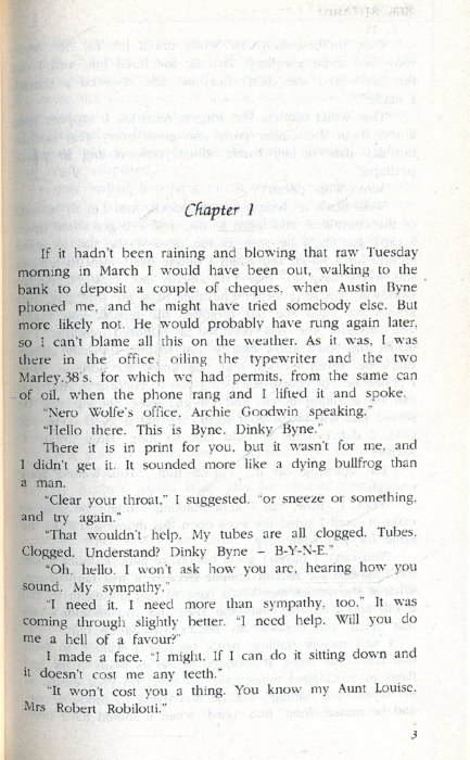 Иллюстрация 1 из 9 для Champagne for One - Rex Stout   Лабиринт - книги. Источник: Лабиринт