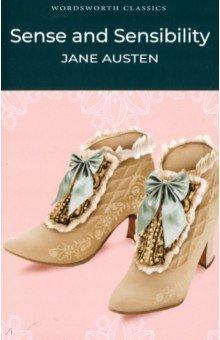 Sense and SensibilityХудожественная литература на англ. языке<br>Первый опубликованный роман знаменитой английской писательницы Джейн Остен представляет собой комедию нравов Англии конца XVIII - начала XIX века. Две сестры, олицетворяющие собой противоположные начала, здравомыслие и чувственность, борются за свое место под солнцем, пытаясь устроиться в жизни за счет притворства и приспособленчества. Издание рассчитано на лиц, владеющих основами английского литературного языка и желающих усовершенствовать свои знания.<br>