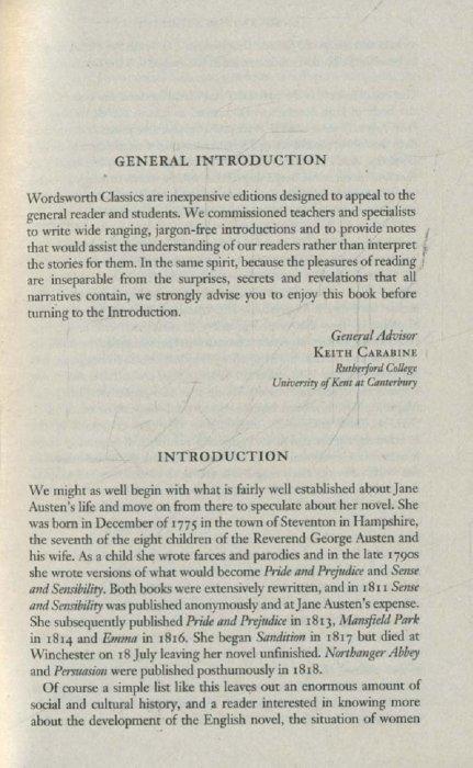 Иллюстрация 1 из 14 для Sense and Sensibility - Jane Austen | Лабиринт - книги. Источник: Лабиринт
